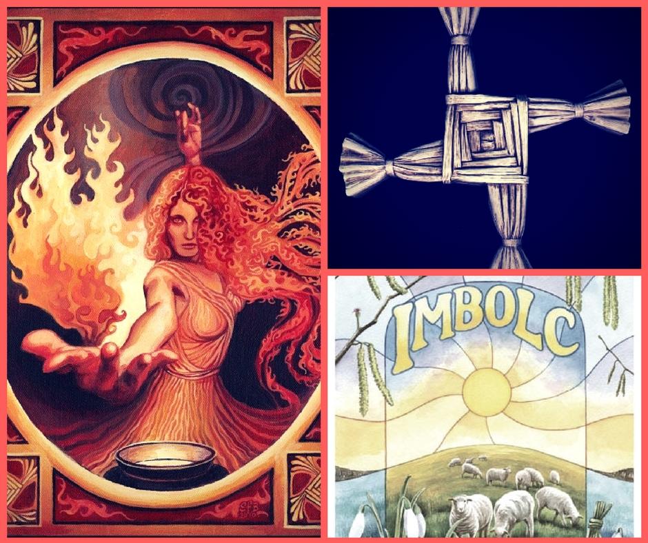 Imbolc, sabbat del fuego