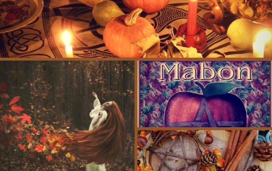 Mabon, Equinoccio de otoño
