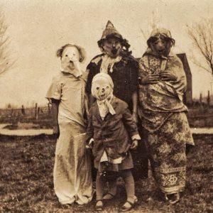 disfraces de Samhain