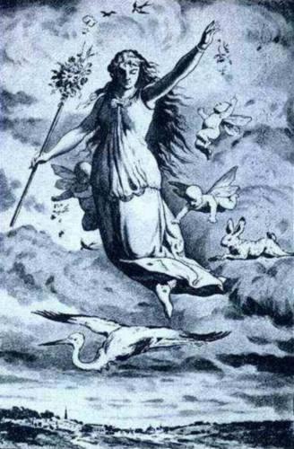 Eostre diosa