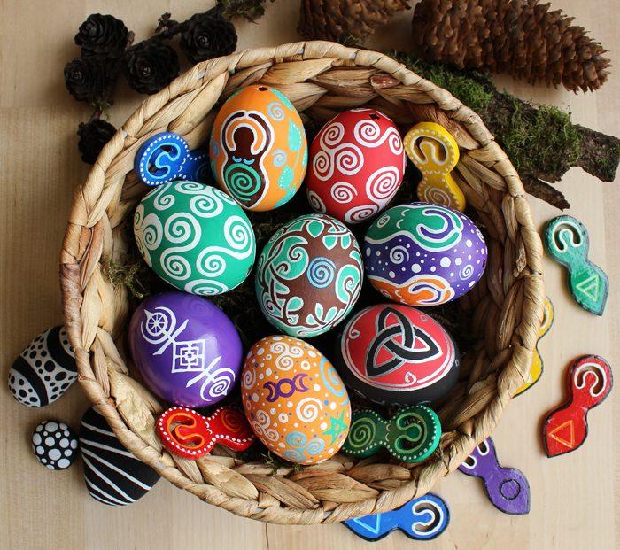 huevos ostara