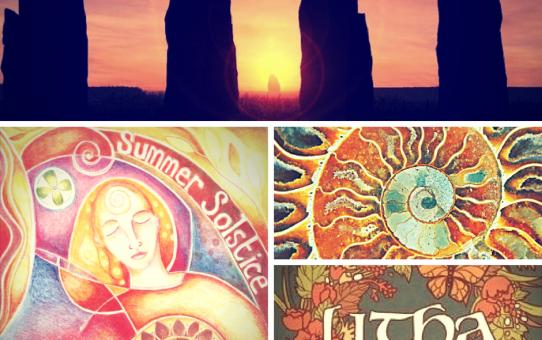 Litha, solsticio de verano