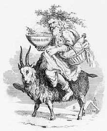 cabra de Yule